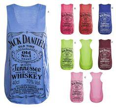 Jack Daniels Top Special Colours