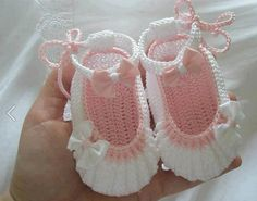 pattern BALLERINAS SHOES italian or english by CRISTALSHOP on Etsy, €5.00