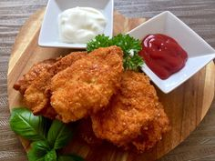 Przyjęcie dla dzieci! Pomysły na smaczne i kolorowe dania oraz przekąski :) - Blog z apetytem Polish Recipes, Polish Food, Tyga, Cauliflower, Food And Drink, Meat, Chicken, Vegetables, Ethnic Recipes