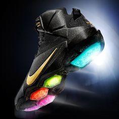 Nike Lebron 12 ID