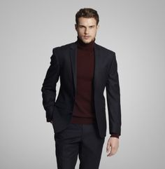 Well constructed and a great cut. Kenneth Cole.