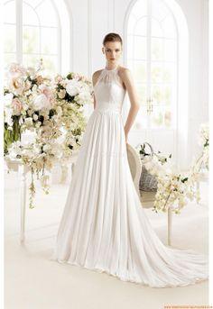 Robe de mariée Avenue Diagonal Pacina 2014