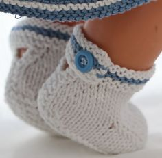 Knitting Patterns Girl Knitting pattern for doll clothes – Beautiful summer clothes for your girl doll and your boy doll Baby Born Clothes, Girl Doll Clothes, Girl Dolls, Boy Doll, Skirt Patterns Sewing, Doll Clothes Patterns, Knitting Patterns, Knitting Dolls Clothes, Knitted Dolls