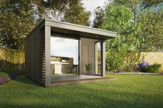We chat with contemporary garden room designers Pod Space about their range of home garden offices: What is your most popular garden office design? The Mini Pod is currently our most popular Pod fo…