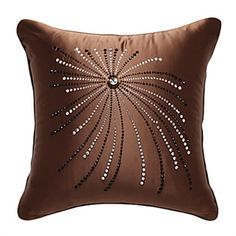 Modern Splendor Firework Decorative Pillow Cover