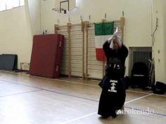 Chiba sensei seminar: kendo cut (suburi) #kendo #waza #budo #giappone #chiba #suburi