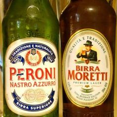 Top Beers from Italy