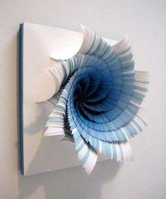 Paper Sculptures...just fascinating!