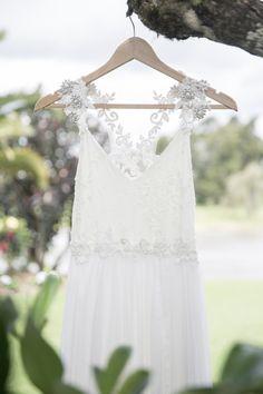 Vestido de Luisa Nicholls