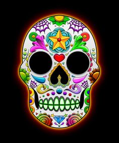 Sugar Skulls On Pinterest Sugar Skull Sugar Skull