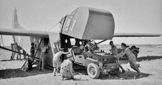 El CG-Hadrian también llamado Waco CG-4A o simplemente Waco en los Estados Unidos) fue el planeador más utilizado para transporte de carga y tropas durante la Segunda Guerra Mundial, por los Estados y Unidos. A partir de sus primeros vuelos de prueba en 1942, se produjeron más de doce mil aeronaves CG-4. El CG-4A estaba construido de madera cubierta de tela y placas metálicas, y estaba tripulado por un piloto y un copiloto. Podía llevar hasta trece pasajeros con su equipo, o un jeep, un…