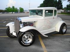 Hot Rod Hotline Virtual Car Show Vintage Cars, Antique Cars, Carros Audi, Cool Old Cars, Nice Cars, Old Hot Rods, Classic Hot Rod, Ford Classic Cars, Hot Rides