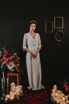 Les robes de mariée de Velvetine   Photographe : Sarah Couturier   Donne-moi ta main - Blog mariage