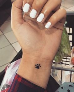 Kitten Around - Little Tattoo Ideas That Are Perfect For Your First Ink - Photos #Animal #AnimalLover #AnimalLovers