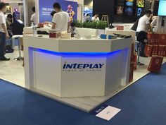 "https://flic.kr/p/tfvWVT | China Stand Builder for G2E ASIA 2015 IN Macao - YiMu Exhibits (6) | YiMu Exhibition Services - China Stand Builder for ""Inteplay"" stand in Global Gaming Expo (G2E ASIA), held in Macao during May 19-21, 2015"