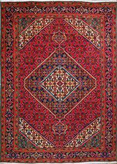 "Tabriz Persian Rug, Buy Handmade Tabriz Persian Rug 8' 2"" x 11' 2"", Authentic Persian Rug $1,181.50"