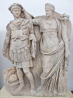 Nerón y Agripina