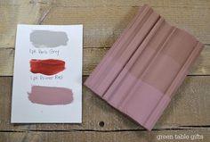 Paris Grey & Primer Red