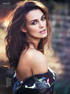 from Keira Knightley - Instyle Magazine (Germany) March 2016 David Bellemere Photos. Keira Knightley, Keira Christina Knightley, Beckham, Most Beautiful Women, Beautiful People, Beautiful Celebrities, Nathalie Portman, Foto Top, Actrices Sexy