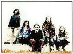 Ozric Tentacles. 1983.