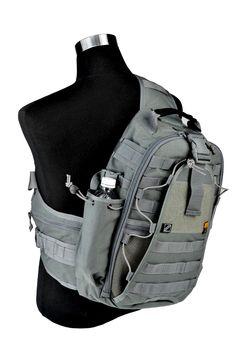 City Ranger Shoulder Pack $95.00 @ http://www.jtechgear.com/