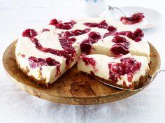 Unser beliebtes Rezept für Chai-Käsekuchen mit Kirschen und mehr als 55.000 weitere kostenlose Rezepte auf LECKER.de.