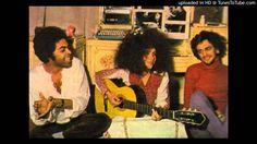 Caetano Veloso & Gal Costa - Onde Eu Nasci Passa Um Rio