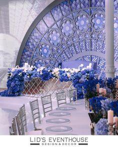 """953 Likes, 10 Comments - Lidiya Simonova (@lidseventhouse) on Instagram: """"Декор свадьбы выполнен в сдержанных холодных серо-белых тонах, свойственных старинным вокзалам. Для…"""""""