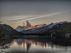 Sunrise over FitzRoy by Jacques Massicotte on 500px