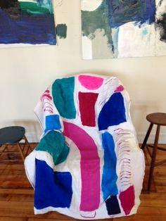 Heather Chontos - textiles