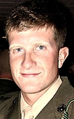 Marine Cpl. Dustin J. Libby, 22, of Presque Isle, Maine. Died December 6, 2006, serving during Operation Iraqi Freedom. Assigned to 2nd Battalion, 4th Marine Regiment, 1st Marine Division, I Marine Expeditionary Force, Camp Pendleton, California. Died of wounds sustained from enemy small-arms fire while conducting combat operations in Anbar Province, Iraq.