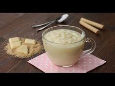 Cioccolata bianca in tazza |CuciniAmo con Chicca