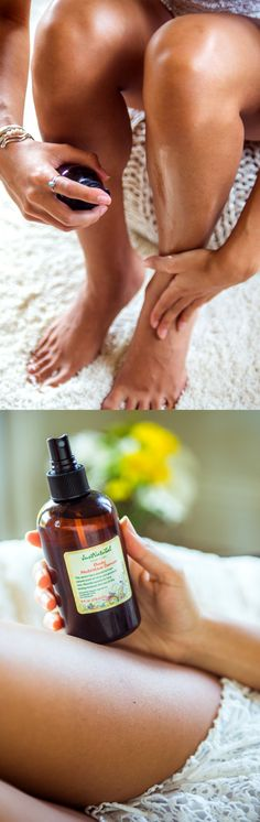 Tanning Skin Helpers /  Body Nutritive Serum