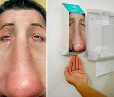 Kleenex #guerillamarketing  http://arcreactions.com/live-visual-culture-age/