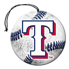 Texas Rangers Air Freshener