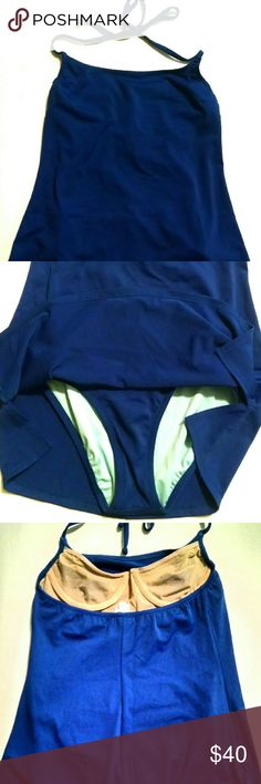 Featured!J. Crew simple one-piece with skirt This is a gorgeous suit that I only wore once a few years ago. It's in Excellent condition and has a pretty, feminine style. Make an offer! J. Crew Swim One Pieces