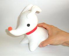 Baby Zero plush by Cascayu on Etsy, €20.00