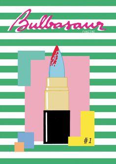 Fanzine Bulbasaur #1