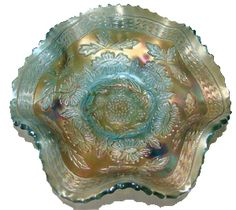 Carnival Glass very old