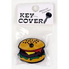 Hamburger key cover $2.00