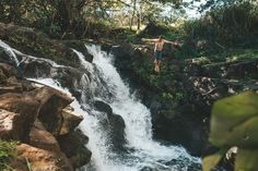 Hooipi Falls Trail