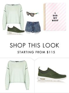 """""""Untitled #13141"""" by jayda365 ❤ liked on Polyvore featuring rag & bone and NIKE"""