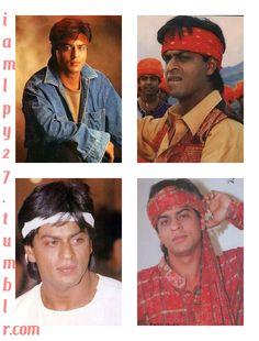 Shah Rukh Khan nostalgia - #LPY