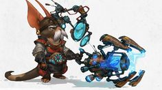 WildStar's Chua revealed! Meet the adorable little sociopaths   GamesRadar