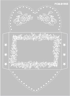 Parchment craft material package 3