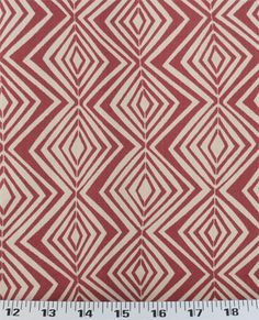 Wells Poppy | Online Discount Drapery Fabrics and Upholstery Fabric Superstore!