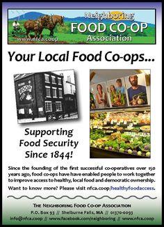 Food Co-ops & Healthy Food Access   Neighboring Food Co-op Association