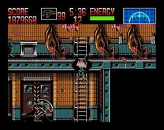 Amiga Games - Alien