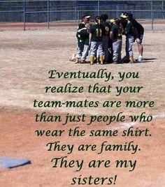 Softball family
