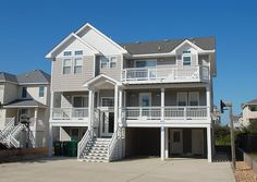 Twiddy Outer Banks Vacation Home - Sweet Dreams - Corolla - Oceanside - 8 Bedrooms